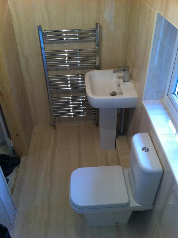 Image 43 - Complete bathroom renovation