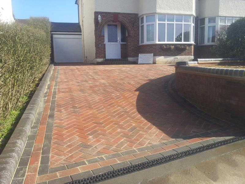 Image 5 - Basic block paving can look good !