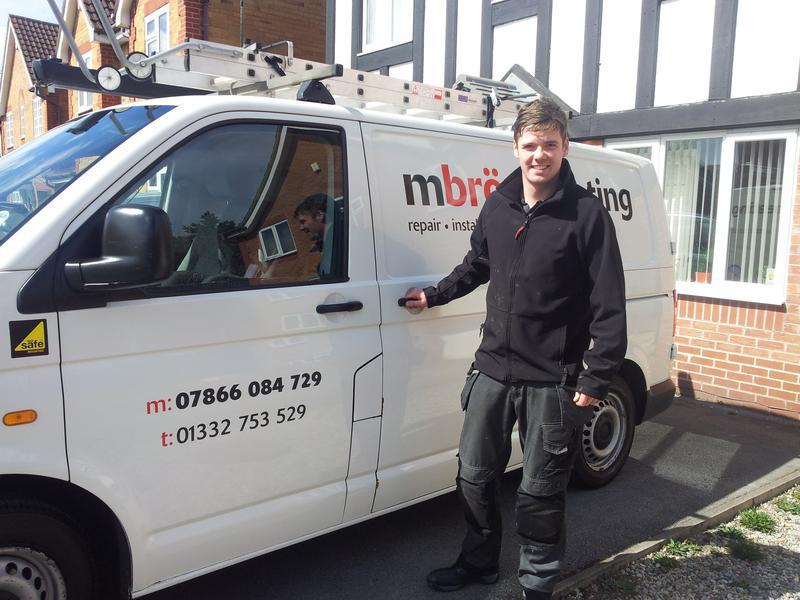 Image 4 - one on M Broer finest on the job. we will always work to a high standard