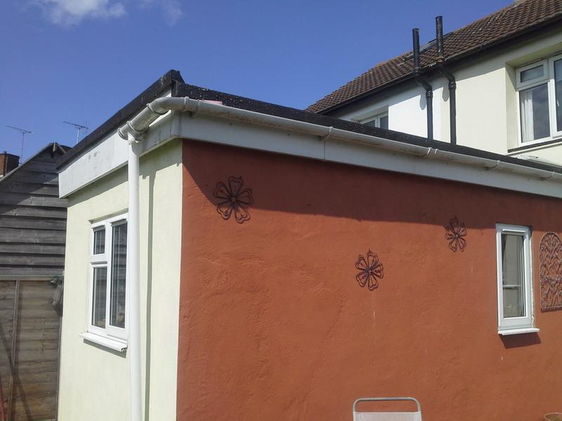 Image 22 - guttering and fascia wakering