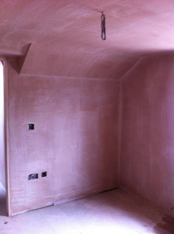 Image 12 - Country cottage skimming plastering