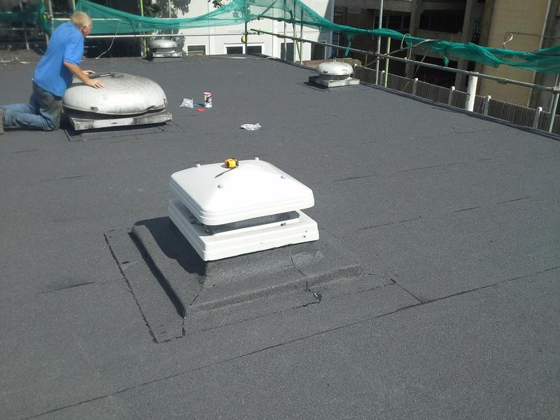 Image 12 - roof vent wimbledon