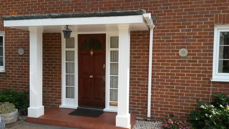 Image 69 - Front porch decorations Epsom