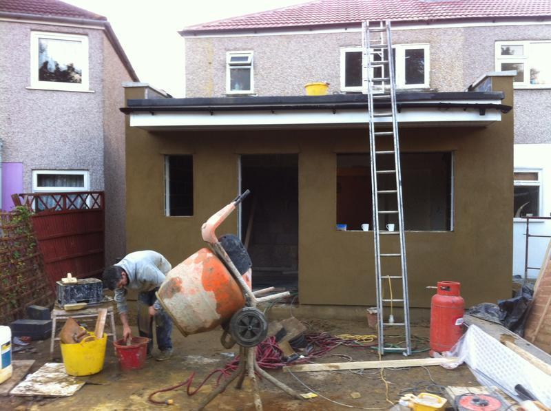 Image 18 - House extensio external rendering