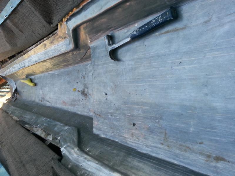 Image 40 - Box gutter - Watford
