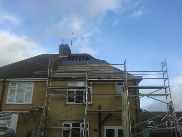 Image 16 - New roof tiles