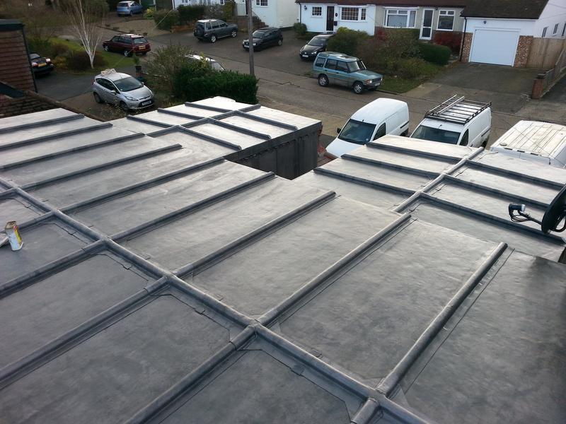 Image 20 - Lead roof Hemel hempstead