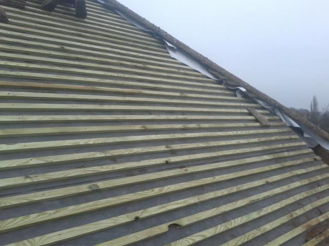 Image 17 - new roof tiles