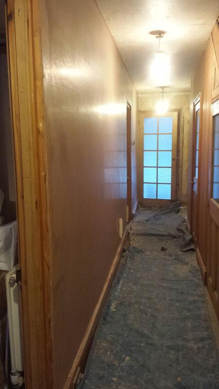 Image 22 - Hadham plastering and damp work.