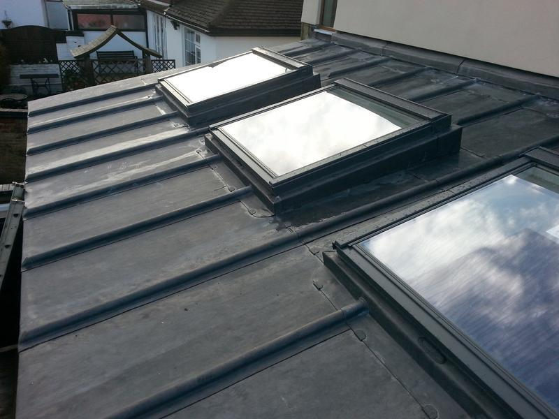Image 31 - Lead roofing hertfordshire
