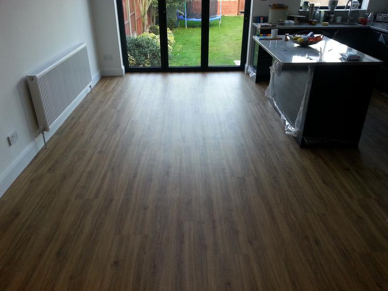 Image 8 - Luxury Vinyl flooring all completed