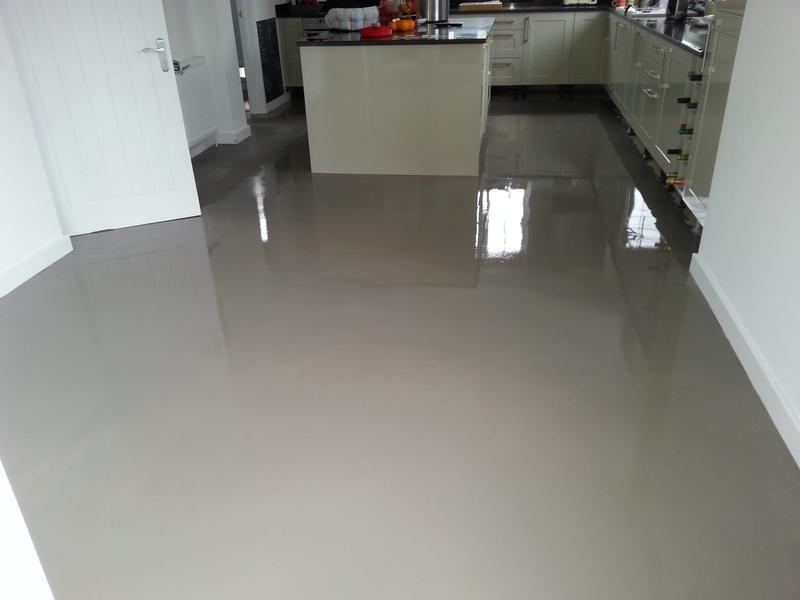 Image 12 - Leveling all done. Ready for LVT