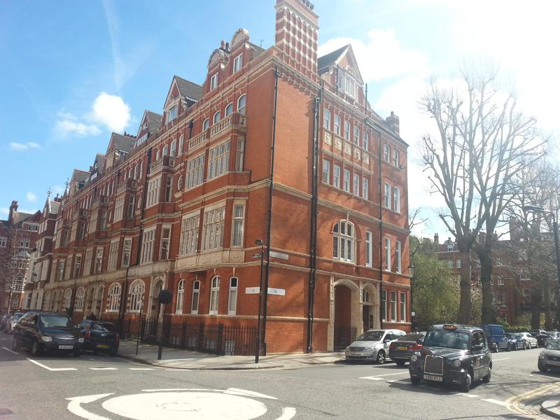 Image 7 - External redecoration,brick cleaning and repairs carried out near Sloane Square.