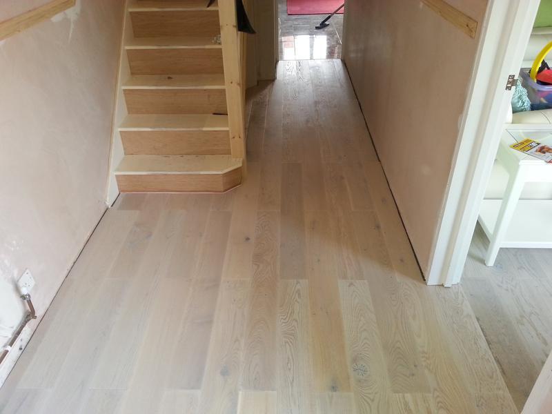 Image 40 - White Oak engineered flooring
