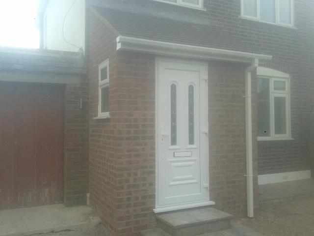 Image 16 - New porch finish