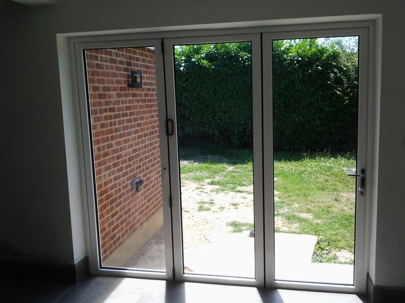 Image 90 - Bifolding doors