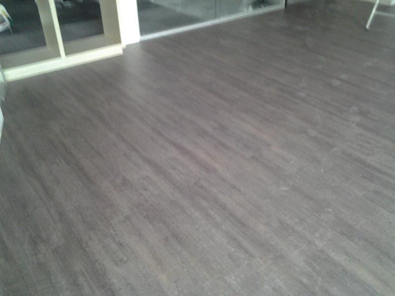 Image 101 - Laying of flooring
