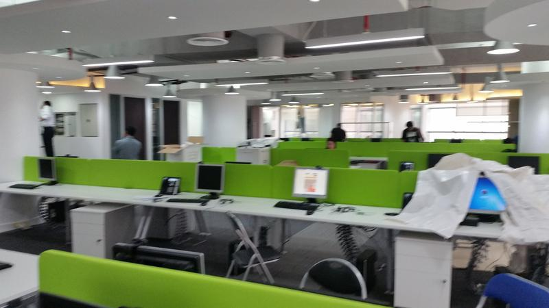 Image 99 - Rip out and complete revamp of a new data office