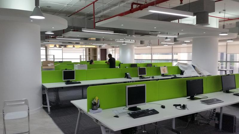Image 100 - Rip out and complete revamp of a new data office