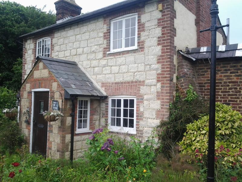 Image 2 - stone cottage reigate damp proofed