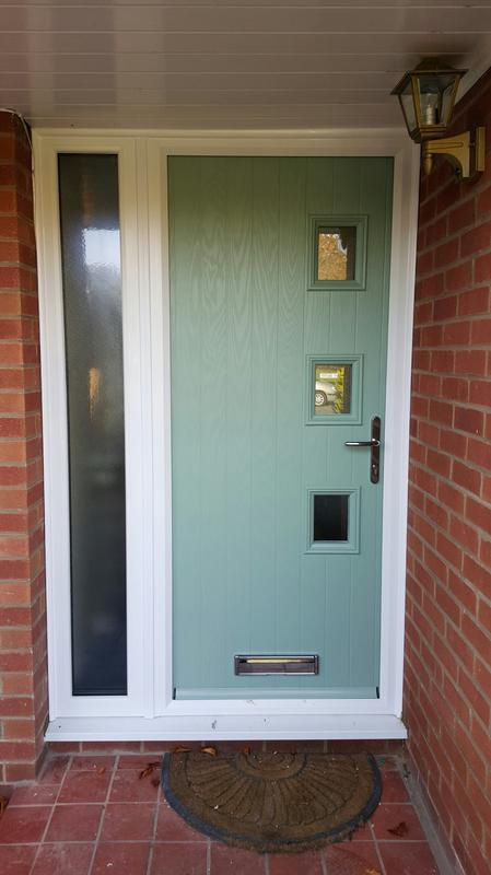 Image 33 - composite door installed in bottesford