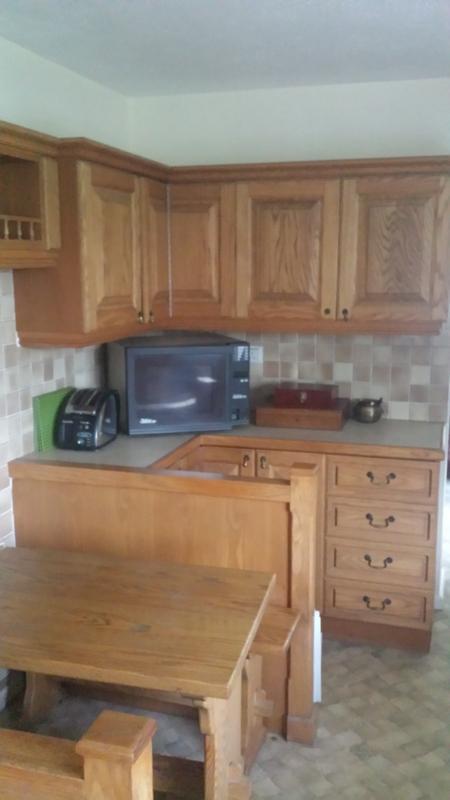 Image 28 - Revitalising old kitchen units, before Jan 2015