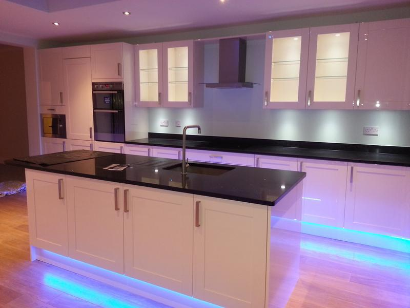 Image 1 - Come Down to our showroom today to see our full range of kitchens
