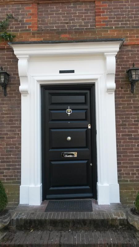 Image 81 - front door decorations walton on thames