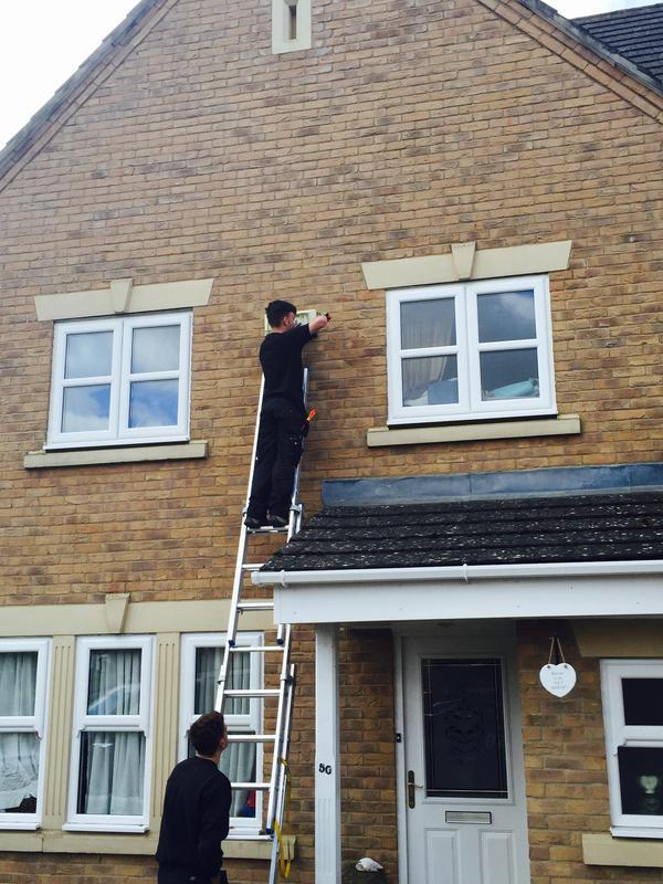 Image 4 - Domestic Intruder Alarm Install
