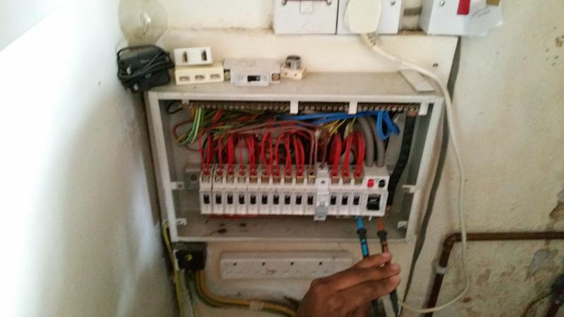 Image 4 - Electrical Installation Condition Report (EICR) carried out the determine electrical condition of property in 5 bedroom property in Fulham