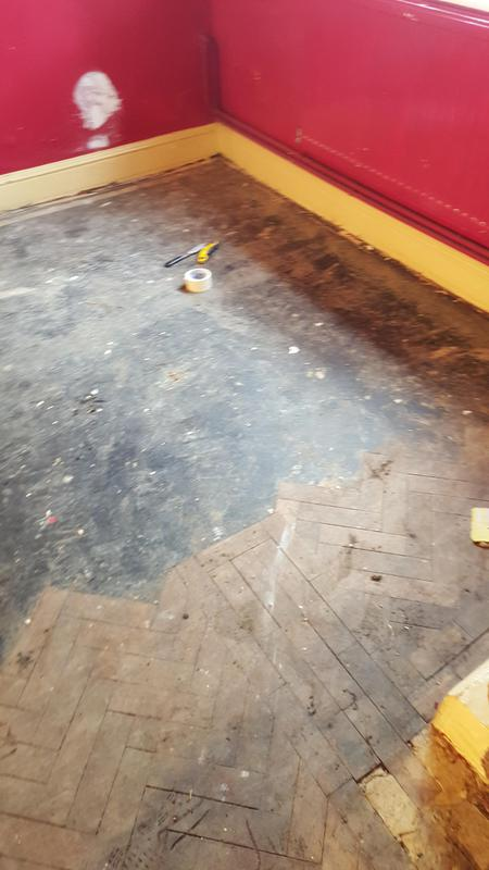 Image 9 - Kahrs Engineered wood flooring Supplied and fitted to The Grantley Arms Pub in Wonnersh