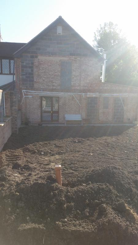 Image 11 - GABLE END RENDERING KNOWLE