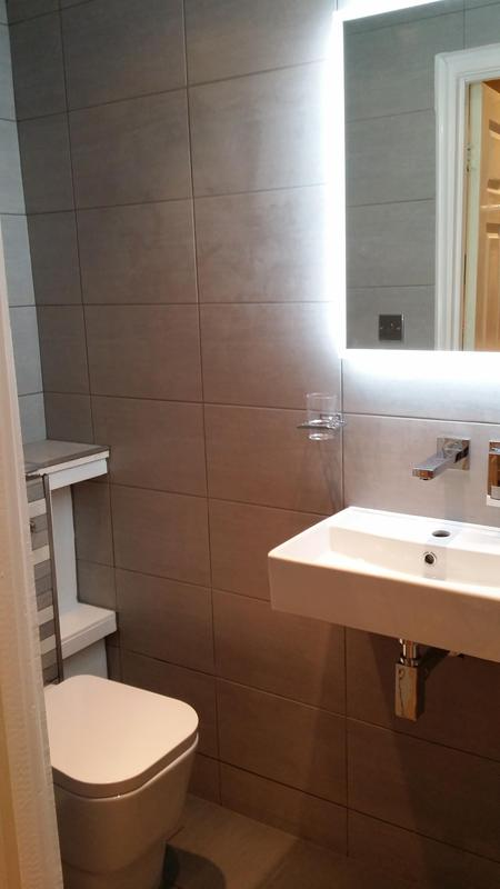 Image 4 - Our 100th bathroom with bespoke storage solution