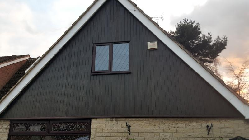 Image 37 - mahogany window installed in doncaster