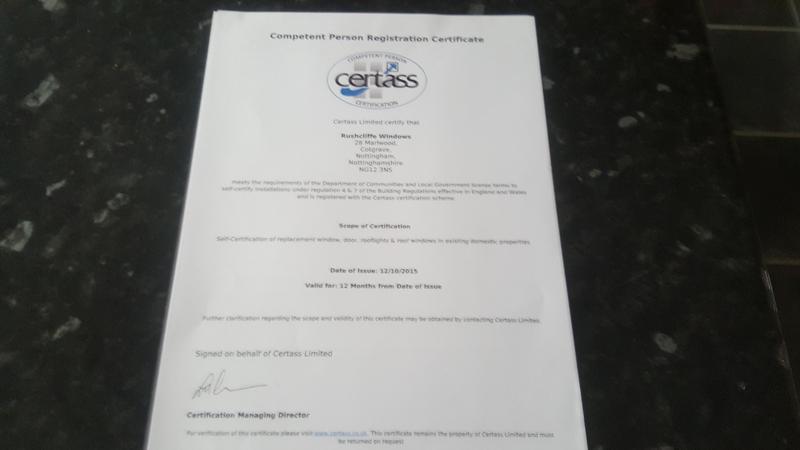 Image 29 - certass registration certificate