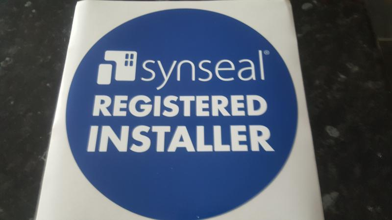 Image 28 - synseal registered installer