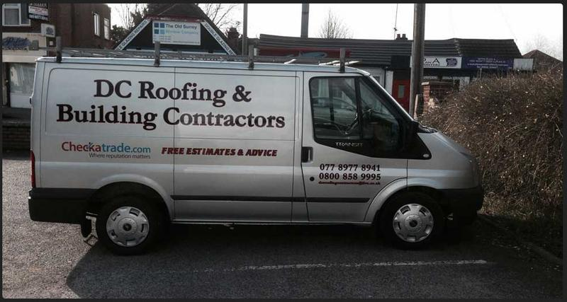 Image 1 - One of our Company Vans