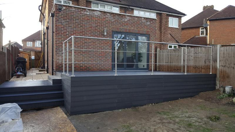 Image 26 - decking in Guildford