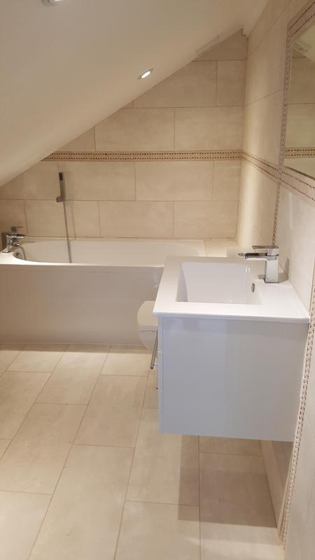 Image 11 - Loft Conversion Bathroom