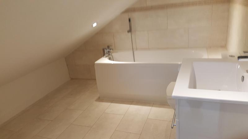 Image 12 - Loft conversion Bathroom