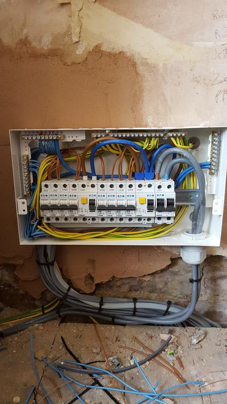 Image 8 - Urmston mainsboard behind the scenes.