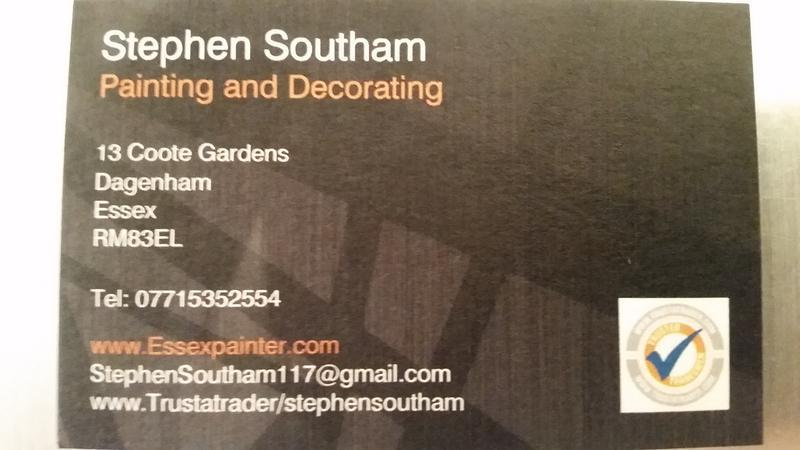 Stephen Southam logo