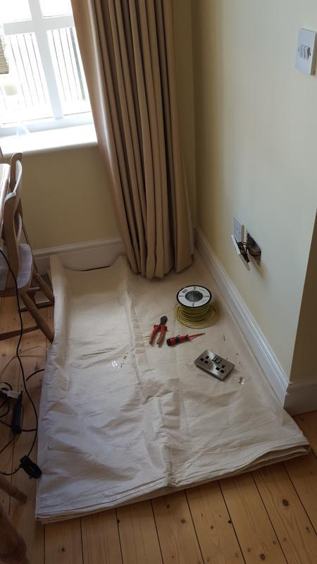 Image 18 - Its very important to be as neat and tidy as practicably possible.
