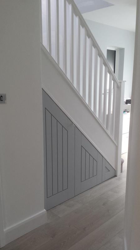 Image 94 - stairs and hall decorations Epsom