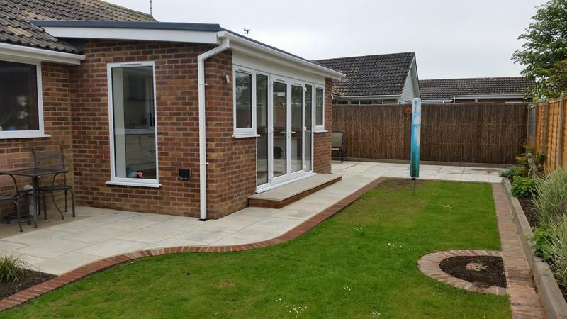 Image 6 - Rear kitchen extension.