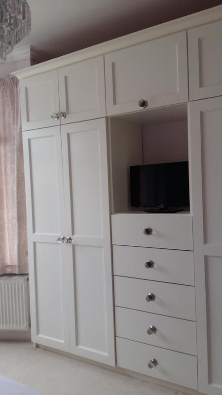 Image 4 - Mdf wardrobes dprayed