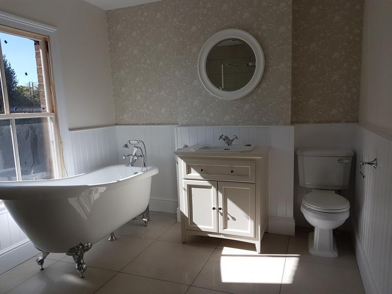 Image 22 - Rebuild from Bedroom to Bathroom  Toddington