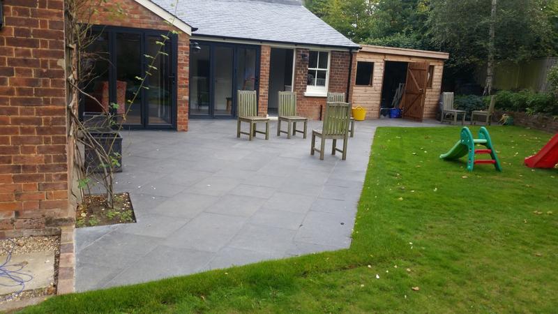 Image 6 - patio & extension Sevenoaks