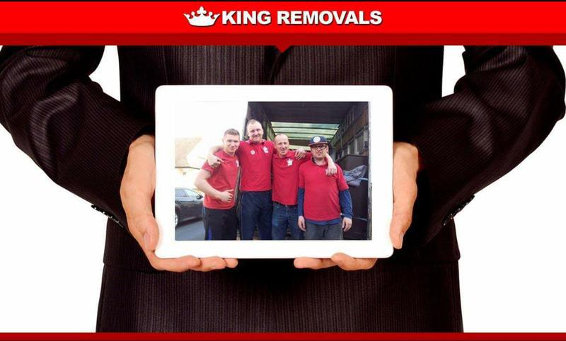 Image 32 - KING REMOVALS LONDON - FIND US ON ANY DEVICE