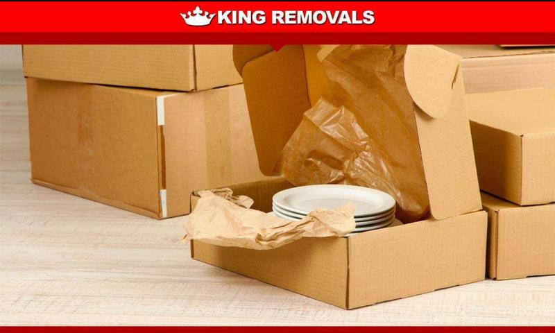 Image 20 - KING REMOVALS LONDON - PACKING